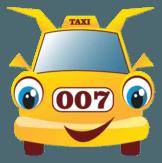 לוגו מונית צהובה 007